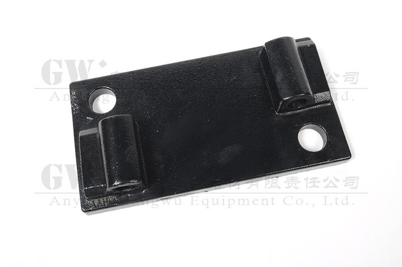 DTVI2型铁垫板
